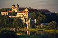 Widok z Piekar na Opactwo Benedyktynów w Tyńcu.jpg