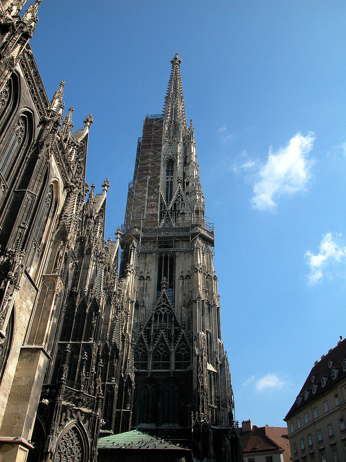 List Of Cathedrals In Austria Wikipedia