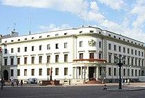 Wiesbaden Landtag Hessen im Stadtschloß Wiesbaden am Schloßplatz - Foto Wolfgang Pehlemann Wiesbaden DSCN1417.jpg