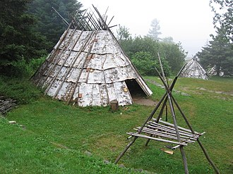 Tipi - Image: Wigwam Indigenous peoples