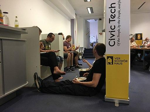 Wikidata-Workshop im Verschwörhaus Ulm