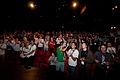 Wikimania 2009 - Closing ceremony (10).jpg