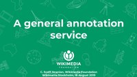 Wikimania 2019 - A general annotation service.pdf