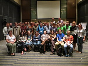 Wikimedia CEE Meetup at Wikimania 2015.JPG