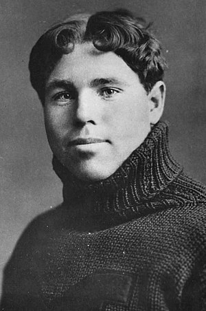 1903 College Football All-America Team - Willie Heston of Michigan.
