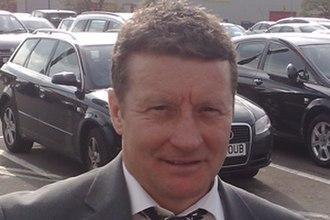 Danny Wilson (footballer, born 1960) - Wilson in 2008