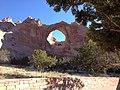 Window Rock, Navajo Nation Capitol, Window Rock, Arizona.jpg