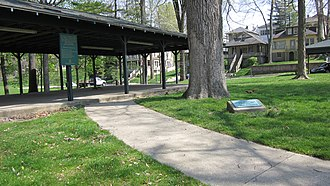 Winona Lake, Indiana - Image: Winona Lake panoramio (3)