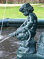 Wolf Harris Fountain, Dunedin, NZ, child.jpg
