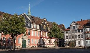 Wolfenbüttel, plein bij de Rathauspassage IMG 5404 2018-07-07 18.22.jpg