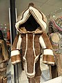 Woman's outer parka, Nunavimiut, eastern Hudson Bay, c. 1914 - Royal Ontario Museum - DSC00296.JPG