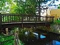 Wood Bridge over Spring Creek - panoramio.jpg