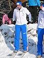 World Junior Championship 2010 Hinterzarten - Simona Senoner 9.jpg