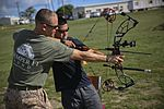 Wounded Warriors take aim, participate in WARP 150723-M-SB674-004.jpg