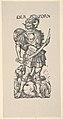 Wrath (Der Zorn), from The Seven Vices, in Holzschnitte alter Meister gedruckt von den Originalstöcken der Sammlung Derschau im besitz des Staatlichen Kupferstich-kabinetts zu Berlin MET DP834013.jpg