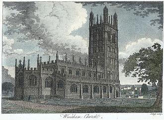 St Giles' Church, Wrexham - Wrexham Church