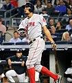 Xander Bogaerts batting in game against Yankees 09-27-16 (6).jpeg