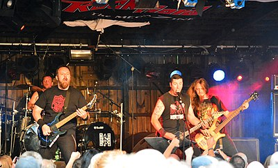 Picture of a band or musician: Xentrix
