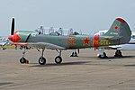 Yakolev Yak 52 'PH-DTX 62 red' (31000090946).jpg