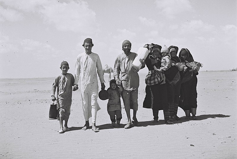 File:Yemenites go to Aden.jpg