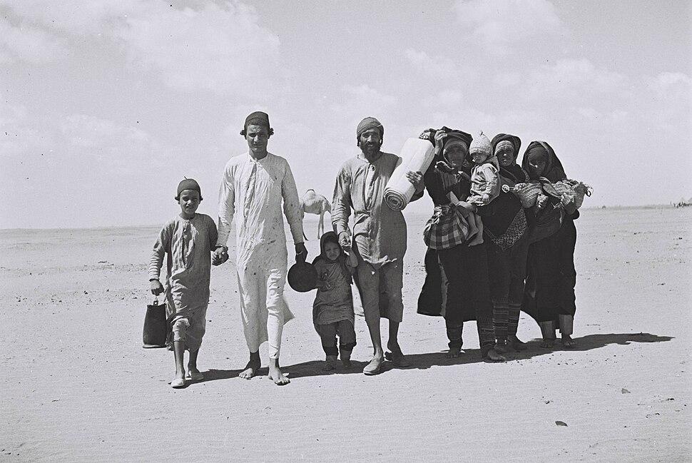 Yemenites go to Aden