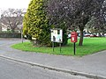 Yondover, postbox No. DT6 116 - geograph.org.uk - 983862.jpg