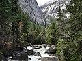 Yosemite Nationalpark John Muir Vernal Falls Trailhead IMG 20180411 115002.jpg