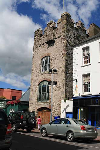 Youghal - Tynte's Castle