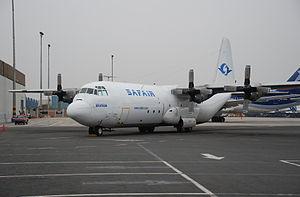 Safair - Safair Lockheed L-100-30 Hercules