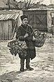 Z bruku warszawskiego. Grek handlujący, rys. Stanisław Masłowski.jpg