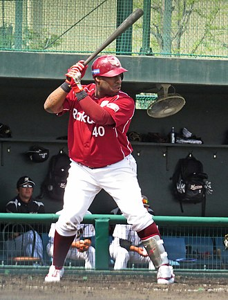 Zelous Wheeler - Wheeler with the Tohoku Rakuten Golden Eagles in 2015