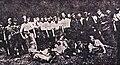 Zaščitna četa Kozjanskega odreda na zborovanju Osvobodilne fronte v Srebrnem parku na Plešivcu.jpg