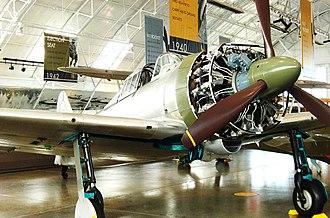Nakajima Aircraft Company - Nakajima Sakae on a A6M Zero