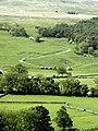 Zig-Zag track in Upper Wharfedale - geograph.org.uk - 838183.jpg