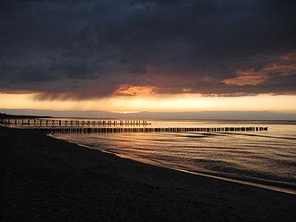 Zingst - Baltic Sea beach of Zingst