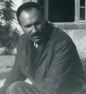 Zoran Mušič - Zoran Mušič in the 1960s