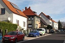 Neue Straße in Rackwitz