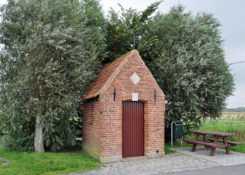 Zuienkerke (Province of West Flanders, Belgium): Schoeringe Chapel
