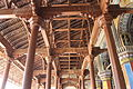 """""""Amazing traditional roofs in Thanjavur Palace"""".JPG"""