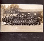 """Hdqrs. Staff. R.F.C. A trip to Henley-on-Thames, 1916"" (3548521329).jpg"