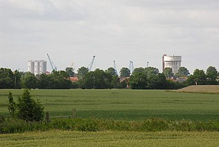 Goole Town and civil parish in the East Riding of Yorkshire, England