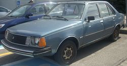 Renault 18 sedan (North America)