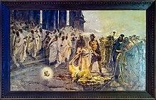 'La decapitación de San Pablo', de Enrique Simonet (s. XIX)..jpg
