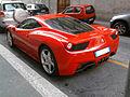 ' 10 - ITALY - Ferrari 458 Italia rossa a Milano 18.jpg