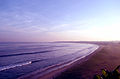 (Bay of Bengal) Beach View from Tenneti Park 06.JPG