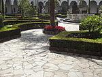(Iglesia de San Francisco, Quito) Convento pic.ab19 interior courtyard.JPG