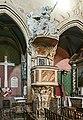 Église Saint-Félix de Saint-Félix-Lauragais - Interior - Pulpit.jpg