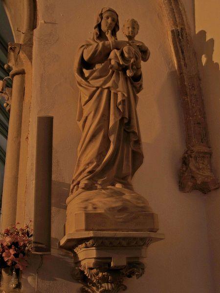 église Saint-Léger d'fr:Anneville-en-Saire