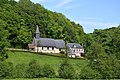 Église Saint-Michel du Brévedent. Vue sur le village.jpg