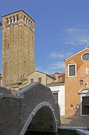 San Giacomo dell'Orio - San Giacomo dell'Orio in Venice